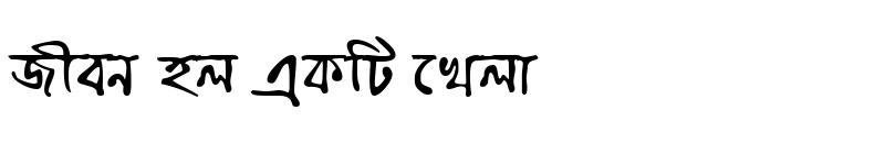 Preview of BhrahmaputraMJ Regular