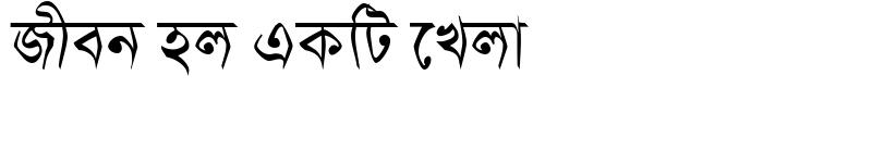 Preview of DholeshwariMJ Regular